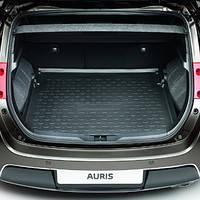 Toyota Auris 2012-2015 гг. Оригинальный коврик в багажник PZ434-E2301-PJ