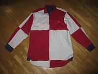 Рубашка CREW, 100% хлопок, L