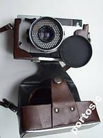 Фотоаппарат Зоркий-10 с паспортом и инструкцией