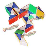 Магия игрушка игра 3d змея головоломка куб