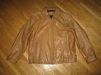 Куртка кожаная BUFFALO WE LTD, L, в хорошем сост.