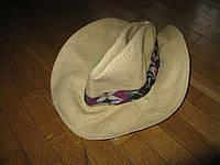 Шляпа соломенная MANGO, размер 55