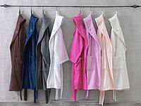 Женский банный халат MARIE CLAIRE DAHLIA  PEMBE розовый