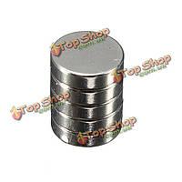 5шт сильные круглые магниты цилиндра 8мм х 2мм