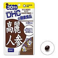 Повышение Иммунитета DHC Красный женьшень (60 гранул)