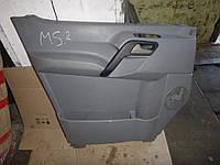 Оббивка двери перед. лев. (Фургон) Mercedes Sprinter (W906) 06-13 (Мерседес Спринтер), A9067270071