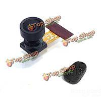 Объектив д модуль 120 градусов с случае для 808 # 16 HD видеокамера