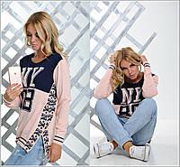 Молодежный свитер  NY 88