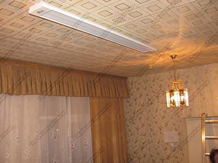 Обогреватель в гостиной или зале, фото 2