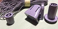 Серый механизм для рулонных штор