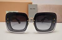 Cолнцезащитные очки Miu Miu Reveal smu 01 R