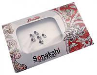 """Комплект наклеек на лицо или на ногти """"Sonakshi Bindi"""" №50"""
