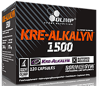 Olimp Kre-Alkalyn 1500 120 caps, фото 1