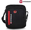 Стильная сумка SwissGear для планшета, телефона и документов