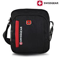 Стильная сумка SwissGear для планшета, телефона и документов, фото 1