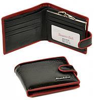 Женский кожаный кошелек портмоне Alessandro Paoli лаковый натуральная кожа