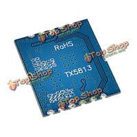 С fpv boscam 5.8 ГГц беспроводной аудио видео передатчик 10мвт модуль tx5813