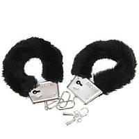 Пушистые наручники / Эротическое белье / Сексуальное белье / Еротична сексуальна білизна, фото 1