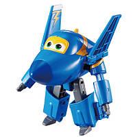 Супер крылья Джетт и его друзья самолет трансформер Джером оригинал с Америки Auldey Super Wings Jerome