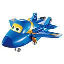 Супер крылья Джетт и его друзья самолет трансформер Джером оригинал Auldey Super Wings Jerome, фото 3