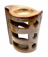 Аромалампа керамическая V-347 спираль