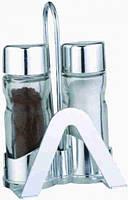 Набір для спецій сіль,перець,серветки, фото 1