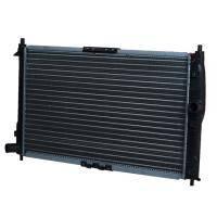 Радиатор вод. охлаждения Daewoo Lanos с кондиц, нов.обр (пр-во AURORA)