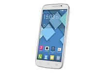 Мобильный телефон Alcatel One Touch 7041D POP C7 Dual white, фото 3