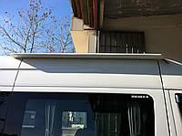 Mercedes Sprinter 2006+ и 2013+ гг. Спойлер боковой двери (под покраску)