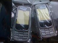 Корпус  Nokia 6303 silver с кн.