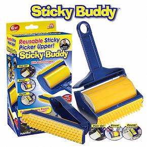 Липкий валик для чистки всего Sticky Buddy, фото 2