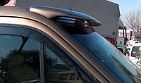 Ford Connect 2006-2009 гг. Козырек на лобовое стекло (под покраску)