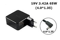 Блок питания для ноутбука Оригинальный Asus 19V 3.42A 65W (4.0*1.35) ADP-65DW, UX50, UX303, UX30, UX42VS,U38N