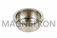 Фильтр-сито на две порции для кофеварок DeLonghi 607843