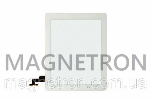 Тачскрин без кнопки HOME для планшета Apple iPad 2, фото 2