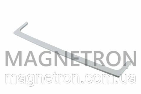 Обрамление переднее стеклянной полки для холодильников Snaige D139110