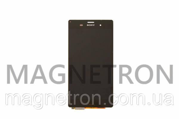 Дисплей с тачскрином #HR160411 для мобильных телефонов Sony Xperia Z3, фото 2
