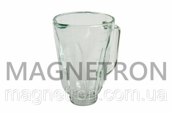 Чаша 1500ml (стеклянная) для блендеров Saturn ST-FP0056, фото 2