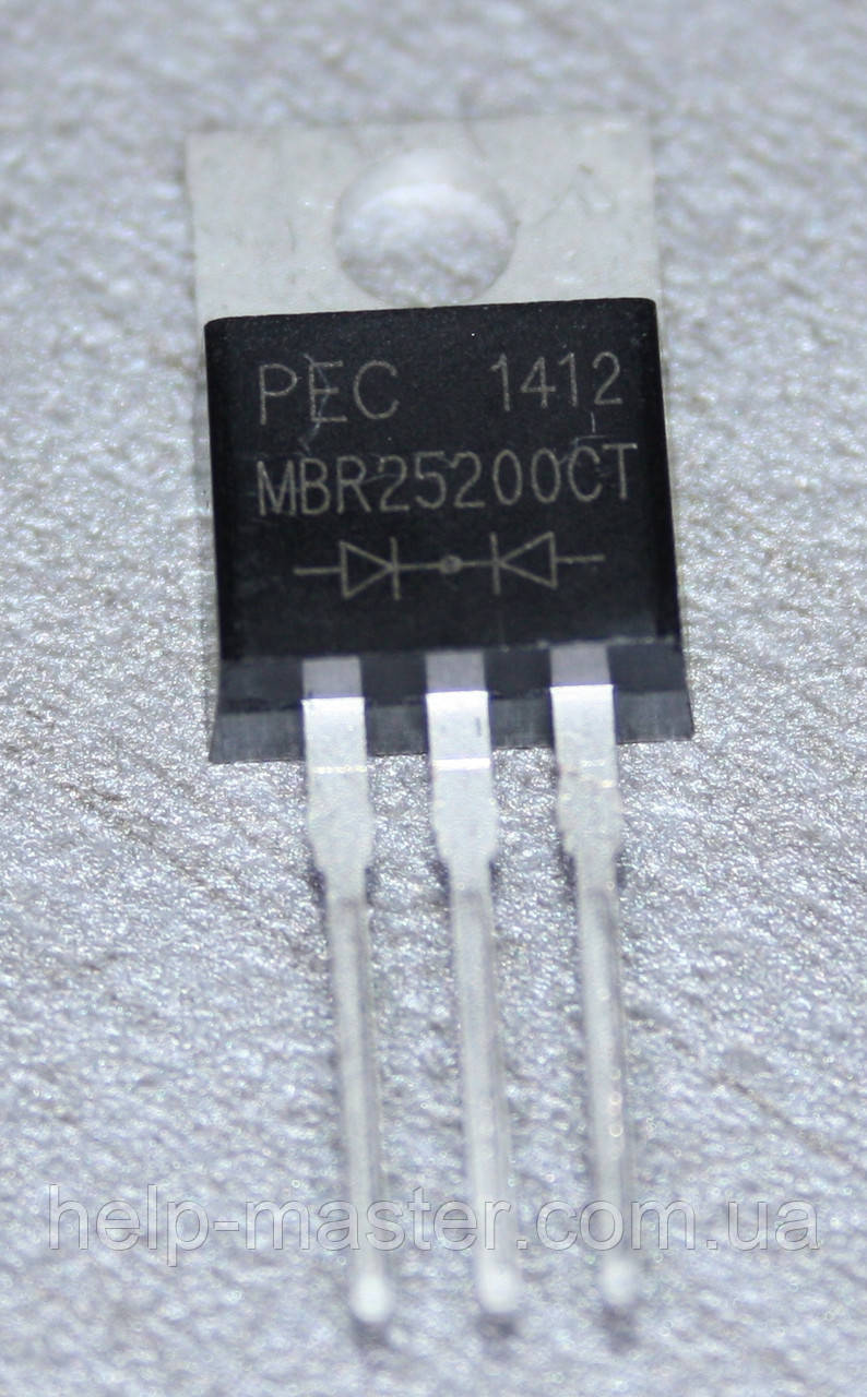 MBR25200CT (TO-220A)