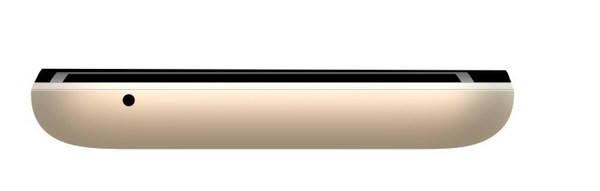 Мобильный телефон Bravis F241 Blade Dual Sim Gold , фото 3