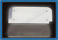 Nissan Primastar 2002-2014 гг. Накладки на дверные пороги (3 шт, нерж)
