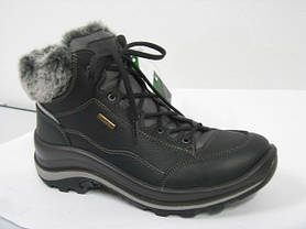 Ботинки женские зимние Grisport 12309 черные, фото 3