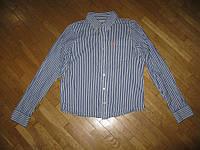 Рубашка HOLLISTER, 100% хлопок, M-L, как НОВАЯ!!!