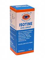 Isotine Jagat 10 ml. капли для глаз