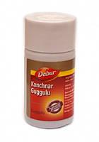 Kanchnar Guggul Dabur 40 таблеток