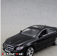 Машина металл Mercedes-benz CLS-klass  1:36 , фото 1