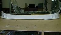 Mercedes Vito W639 2004-2015 гг. Накладка на бампер с местом под 4 фары (под покраску)