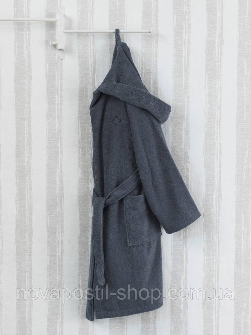 Банный халат MARIE CLAIRE SKIMMIA MAVI синий