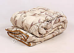 Полуторное одеяло бязь/холлофайбер 014