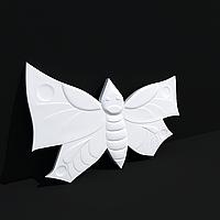 """Гипсовые 3D панели """"Бабочки"""""""